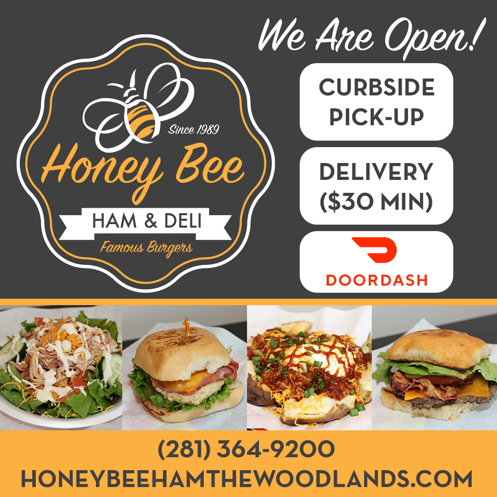 Honey Bee Ham To-Go