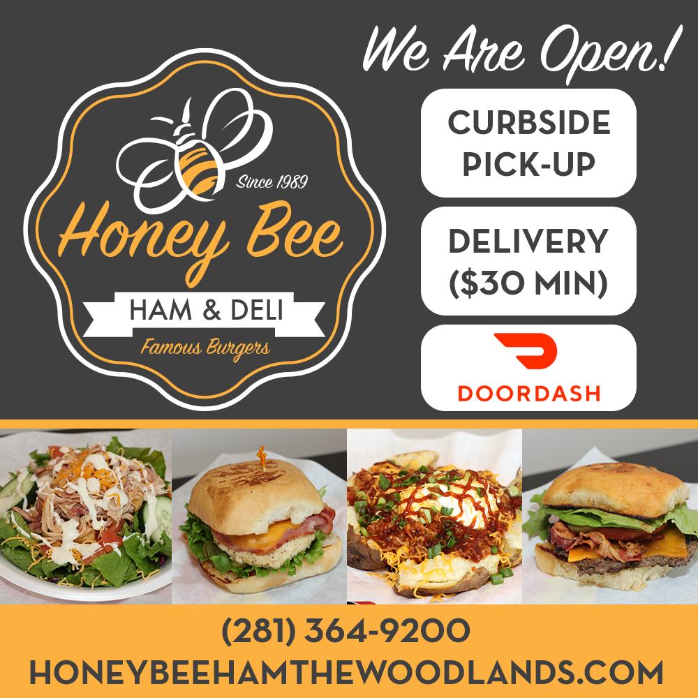 Honey Bee Ham To-Go